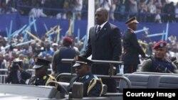 Presidente da República Democrática do Congo Joseph Kabila