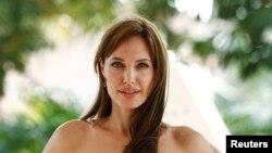 Nữ tài tử Angelina Jolie