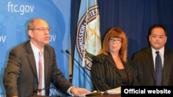 Chairman Jon Leibowitz announces a major international crackdown on tech support scams