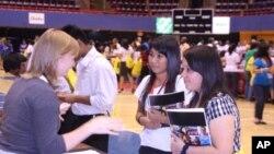 Fond za fakultetsko obrazovanje Hispanika potiče na višu naobrazbu