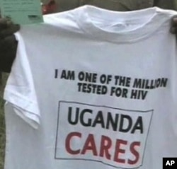 In Uganda, six percent of the population is HIV positive