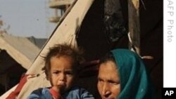 Авганистански претставник вели Талебан користи човечки штит