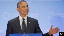 Barack Obama, le président américain