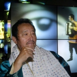 Nam June Paik in 2004