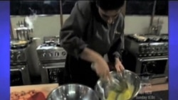 Pakistani Woman Makes It Big as New York Chef