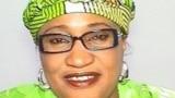 Senator A'ishah Jummai Alhassan, 'yar takarar kujerar gwamnan Taraba a karkashin jam'iyyar APC
