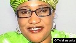Ministar Matan Najeriya, Sanata A'ishah Jummai Alhassan