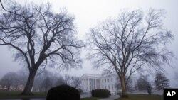 Белый дом. Вашингтон, округ Колубмия
