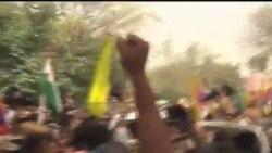 2012-03-26 粵語新聞: 一名藏人在印度自焚抗議中國統治