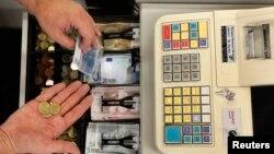歐洲零售業以歐元貨幣流通。