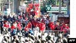 Таиланд вновь охвачен волнениями