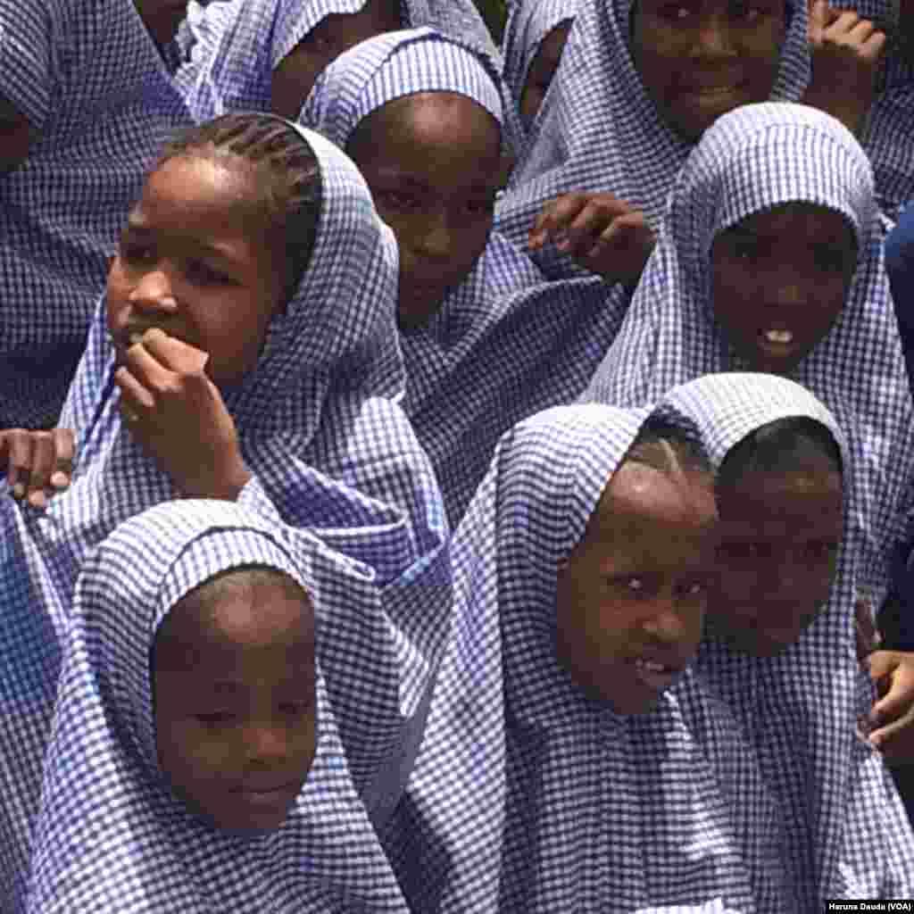 BORNO: Ta sa 'ya'yan Fulani makaranta