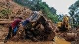 Hơn 20 người chết do lũ lụt ở miền nam Ấn Độ.