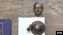 Արմեն Գարոյին նվիրված կիսանդրին, ք.Վաշինգտոն, ԱՄՆ
