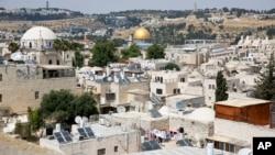 یروشلم کا قدیم شہر