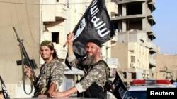 داعش بخشهای عمدۀ سوریه و عراق را تصرف کرده است
