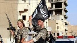 Luftëtarët e Shtetit Islamik