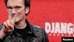 Quentin Tarantino, Berlin, 8 janvier 2013