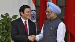 واکنش چين به توافق هند و ويتنام برای اکتشاف نفت و گاز در دريای جنوب چين
