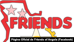 Organização não governamental Friends of Angola (Logo)