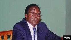 Prezida Sylvestre Ntibantunganya