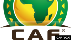 Logo de la Confédération africaine de football.