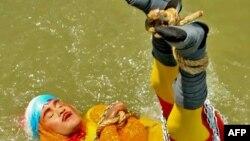 «چانچل لاهیری»، شعبده باز هندی