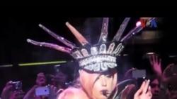 Lady Gaga dan Spiderman - VOA Pop News