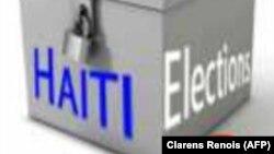 Haiti Ballot Box