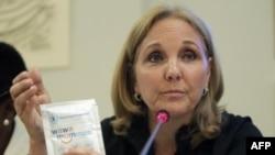 Direktorka Svetskog programa hrane Žozet Širan