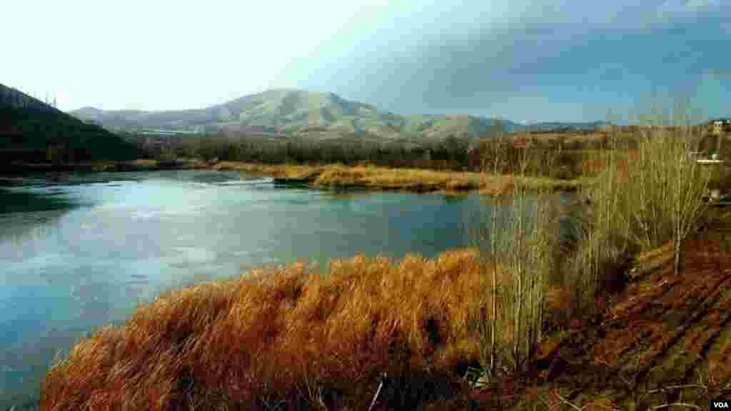 روستای قلیان از سنندج عکس: کژال (ارسالی شما)