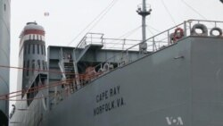 US Ship Prepared to Destroy Syrian Chemical Weapons