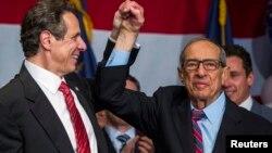 Mario Cuomo gobernó Nueva York desde 1982 hasta 1994, y es padre del actual gobernador, Andrew Cuomo.