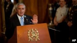 前危地马拉总统佩雷斯