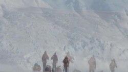 До Јужниот пол по историска маршрута