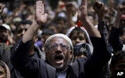 Syrie : douze personnes tuées dans des funérailles de manifestants