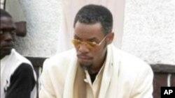 Hoji Fortuna, actor angolano