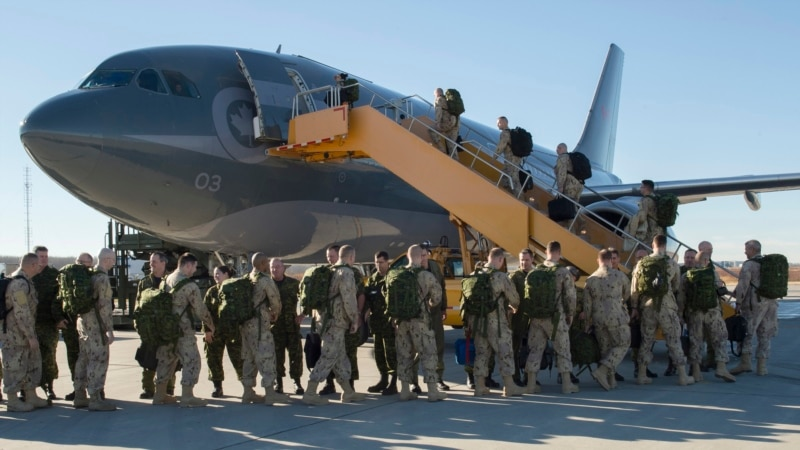 Allies Await Canada's Decision on Sending Troops to Mali