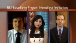 ON THE LINE: NSA Surveillance Program: International Implications