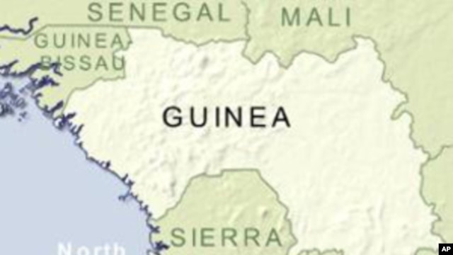 Guinea's Acting Leader Calls for Military Discipline