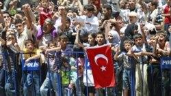 ۱۴ نفر در تظاهرات سوريه کشته شدند