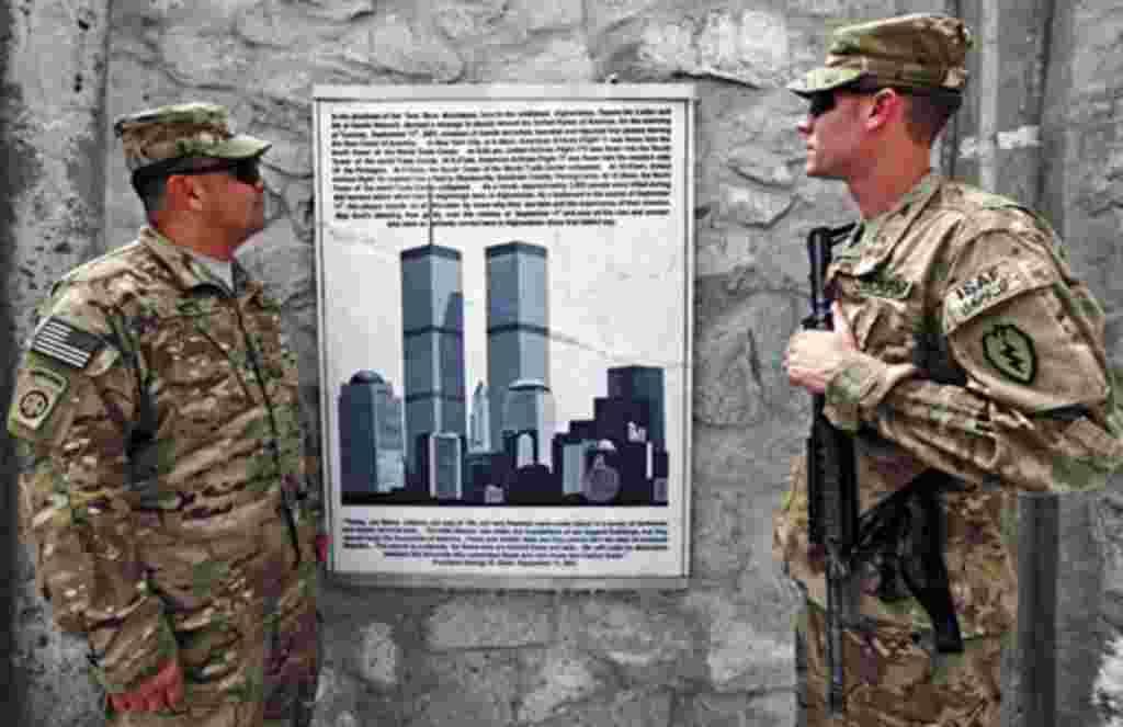 Una década después del comienzo de la guerra en Afganistán, el hombre que la provocó tras haber llevado a cabo los ataques del 11 de septiembre de 2001, Osama bin Laden está muerto.