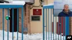 Paul Whelan está detenido desde el pasado viernes 28 de diciembre en un centro ruso de detención , pero ya tuvo acceso a autoridades consulares de EE.UU.