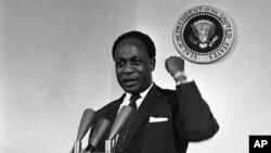 VaKwame Nkrumah