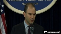 Ben Rouds, zamenik savetnika za nacionalnu bezbednost predsednika Baraka Obame