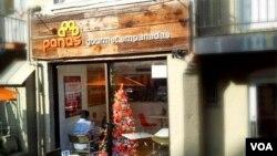 Restoran empanada 'Panas' di kawasan Dupont Circle, Washington DC (foto courtesy restoran Panas dan Emannuel Trifilio).