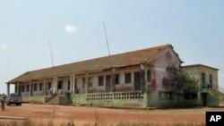 Hospital de Calandula, Malanje