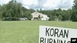 قرآن نذر آتش کرنے کے منصوبے کے خلاف امریکی مذہبی راہنماؤں کا اتحاد