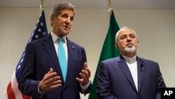 آقای ترامپ منتقد توافق هستهای است که تلاش وزرای خارجه ایران و آمریکا نقش عمدهای در نهایی شدن آن داشت