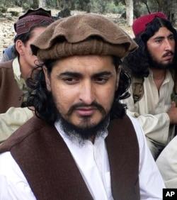 巴基斯坦塔利班領導人哈基姆拉.馬蘇德
